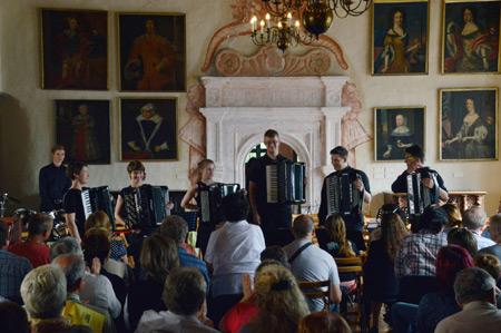 Frühjahrskonzert der Musikschule Mittelsachsen