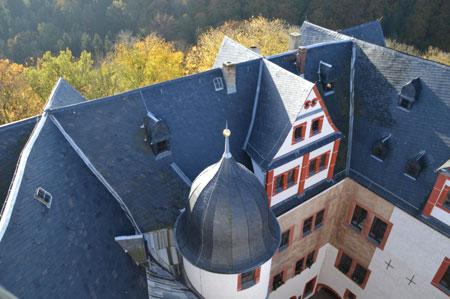 Der Rochsburg aufs Dach geschaut - Eine Turmführung
