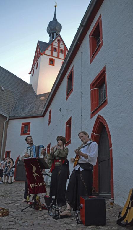 Nacht der Schlösser - Rochsburg unplugged