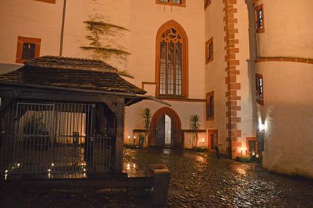 Rochsburg im Fackelschein – Romantischer Saisonausklang