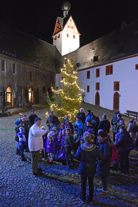 Märchenhafter Jahresausklang für unsere kleinen Gäste