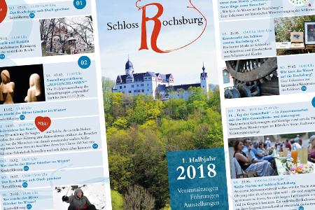 Veranstaltungen auf Schloss Rochsburg 1.Halbjahr 2018