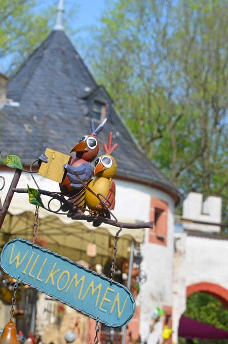 Rochsburger Frühling - Ein Gartenmarkt zum Frühlingserwachen