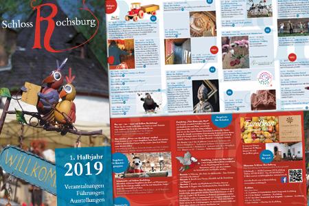 Veranstaltungen auf Schloss Rochsburg 1.Halbjahr 2019
