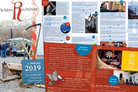 Veranstaltungen auf Schloss Rochsburg 2.Halbjahr 2019