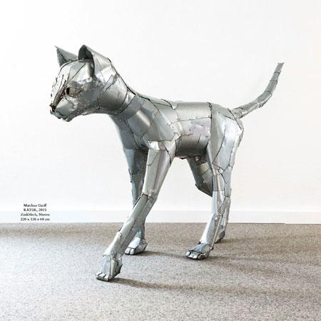 Ausstellungseröffnung - Matthias Garff: