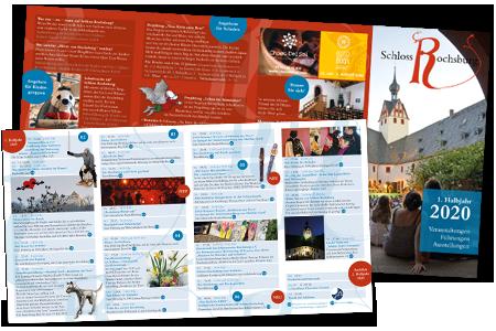 Veranstaltungen auf Schloss Rochsburg 1.Halbjahr 2020